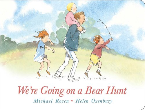 We're Going on a Bear Hunt: Lap Edition