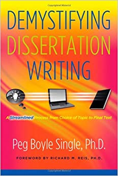 Best dissertation advice books