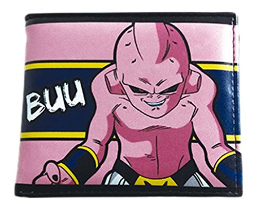 [Great Eastern Entertainment Dragon Ball Z - Buu Wallet] (Buu Costume)