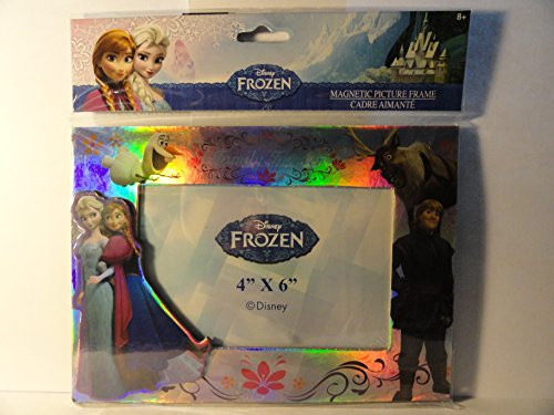 Frozen Assemble Magnetic Picture (Frozen Photo Frame)