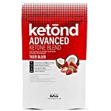 Ketond Advanced Ketone Supplement - 11.7g of goBHB per Serving (30 Servings) - #1 Rated BHB (Beta-HydroxyButyrate) Supplement for Weight Loss, Increased Energy, Focus & Fat Loss (Tigers Blood)