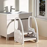 Wiifo Toddler Step Stool for Sink, Height