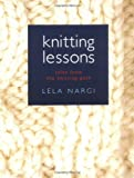 img - for Knitting Lessons book / textbook / text book