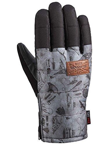 Dakine 01300415 Mens Omega Gloves