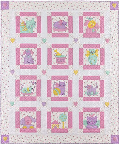 Cat Pattern - The Cat's Meow - Bunny Hill Designs - PATTERN ONLY!