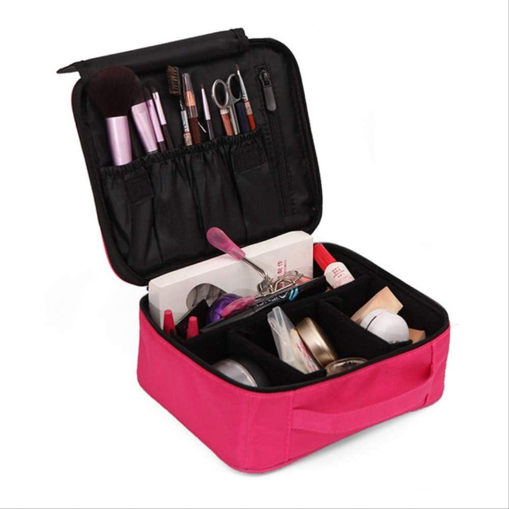 Trousse de Maquillage pour Femme de Haute qualit/é avec Fermeture /éclair Format A2