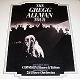 img - for The Gregg Allman Tour book / textbook / text book