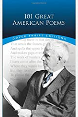 101 Great American Poems (Dover Thrift Editions) Paperback