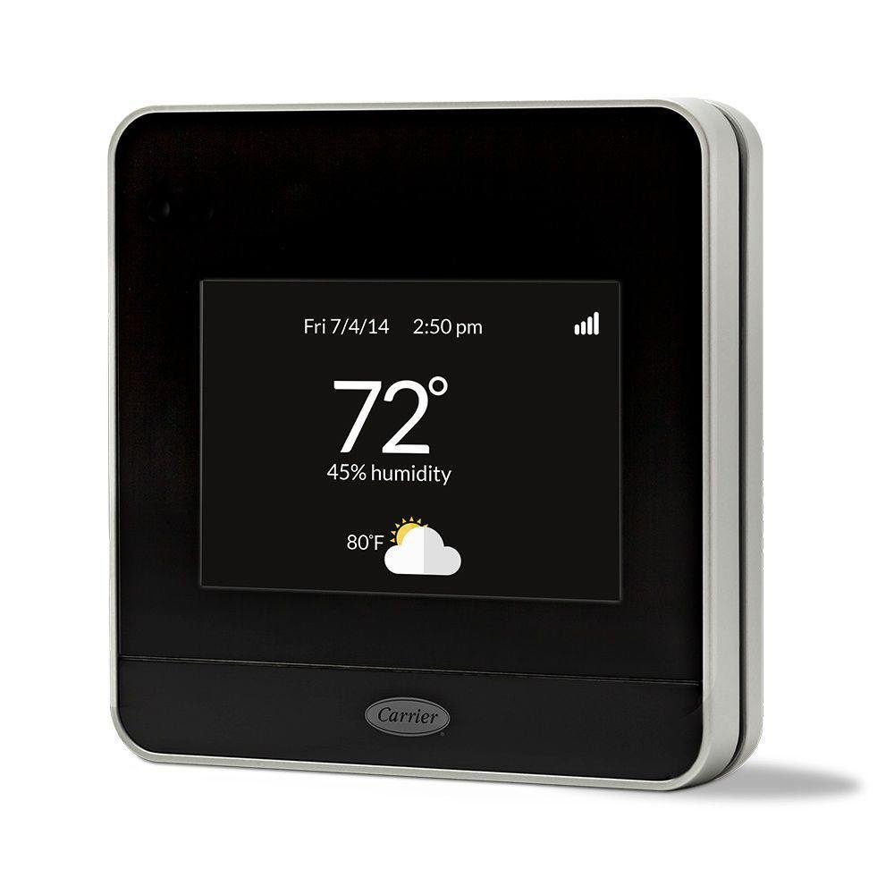 CARRIER Cor 7-Day Programmable Wi-Fi Thermostat with Energy Reports  TP-WEM01 - - Amazon.com