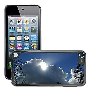 Print Motif Coque de protection Case Cover // M00291709 El tiempo se nubla el cielo Aire Medio // Apple ipod Touch 5 5G 5th 6 6G 6th