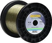Maxima Fishing Line Service Spools, Ultragreen, 60-Pound/2000-Yard