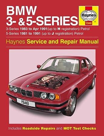 bmw 5 series repair manual haynes manual service manual workshop rh amazon co uk e34 haynes manual pdf Haynes Manual Monte Carlo Back