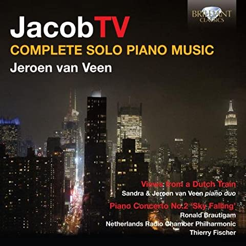 Jacob TV: Complete Solo Piano Music - Complete Keyboard Music