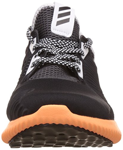 Adidas Alphabounce Lux W, Zapatos para Correr para Mujer, Negro (Negbas/Narsen/Neguti), 39 EU