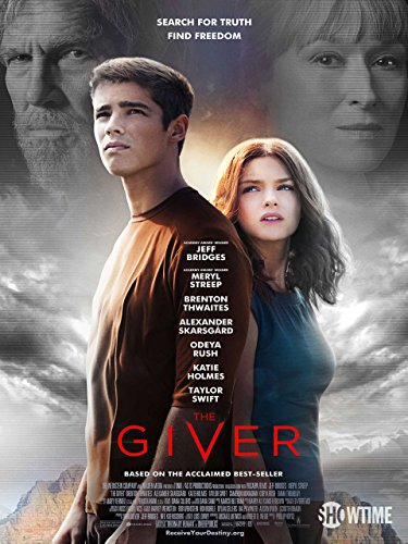 The Giver (2014) (Movie)