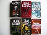 img - for Dean Koontz Fantasy and Thrillers (Set of 6 Books): The Face, 77 Shadow Street, Innocence, The City, Odd Hours, City of Night book / textbook / text book