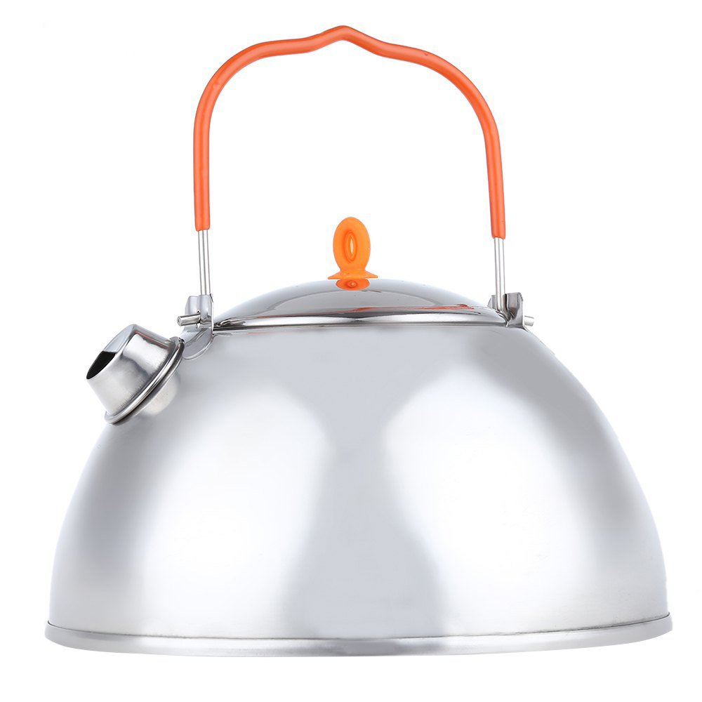 47c834e941a Amazon.com   MyLifeUNIT Outdoor Camping Hiking Kettle ...