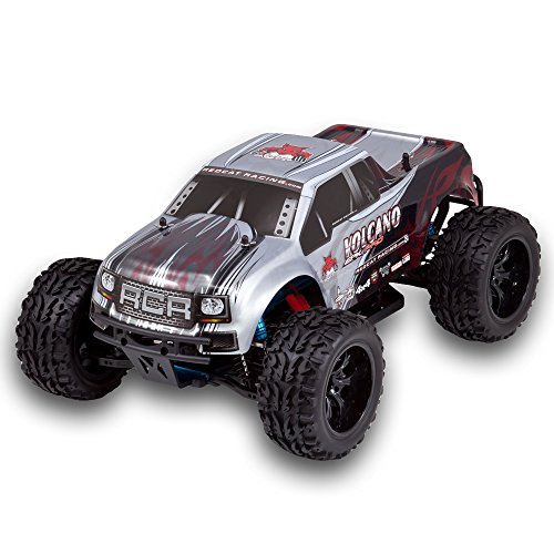 Volcano EPX Pro 1/10 Scale Brushless Truck Silver by Redcat Racing (Image #11)