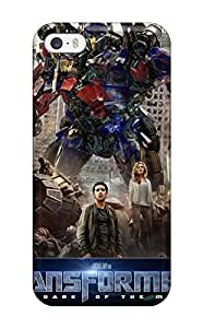 3274008K15482615 New Iphone 5/5s Case Cover Casing(optimus Prime Transformers 3 Dark Of The Moon)