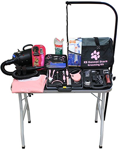 Complete Grooming Kit by K9 Kennel Store