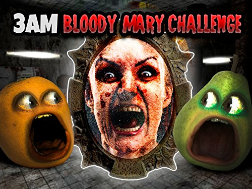 The Bloody Mary Challenge