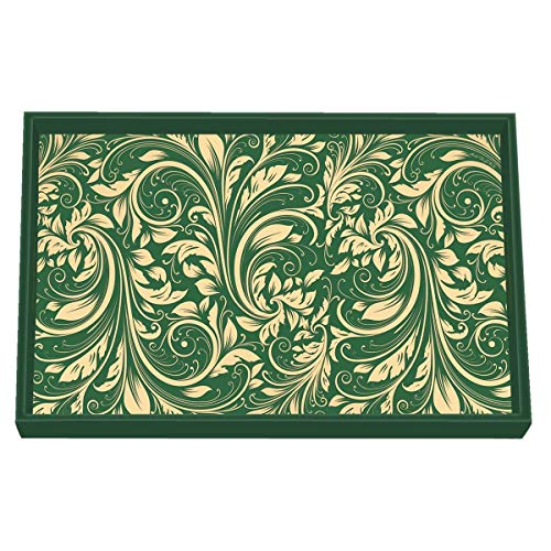 (Michel Design Works Vanity Decoupage Wooden Tray, Christmas Time)