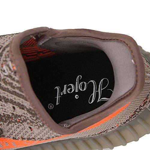 LOOGLOO da Hojert 350 v2 da Leggere Grigio Sneakers e Uomo da Scarpe Arancio Donna Corsa Traspiranti 1xSrR1q