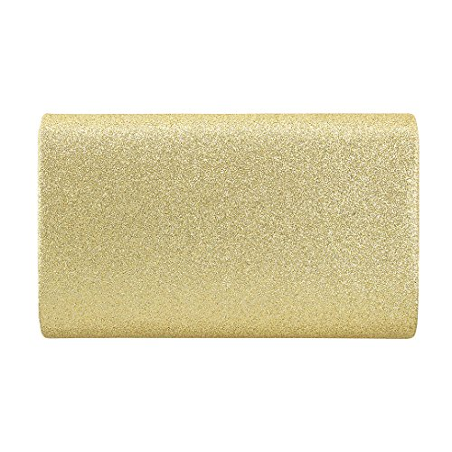 Gold Bag 199 Dazzling Clutch with Detachable Evening Flap Naimo Bag Chain XZzqUxwvf