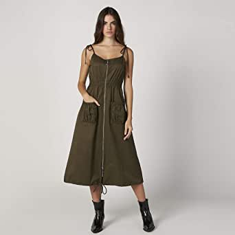 Iconic Casual Dress for Women, Size