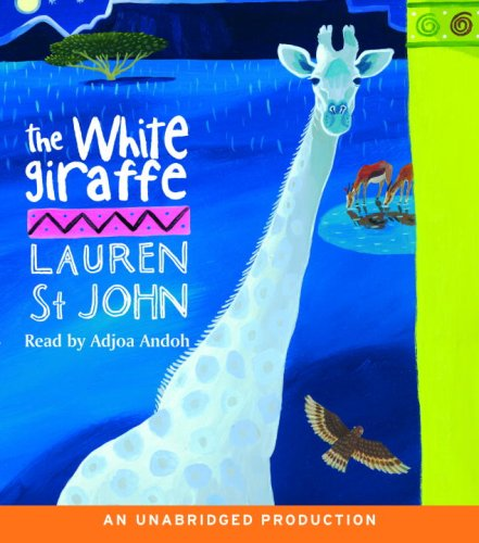 The White Giraffe by Listening Library (Audio)