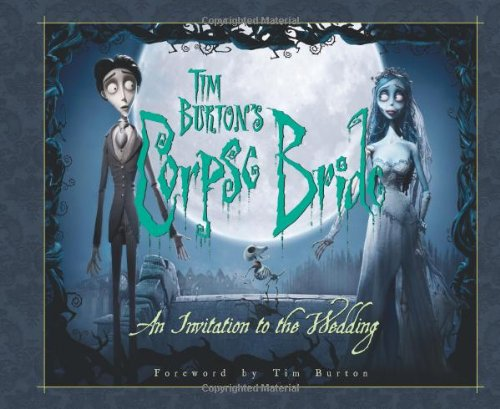 corpse bride wedding ideas