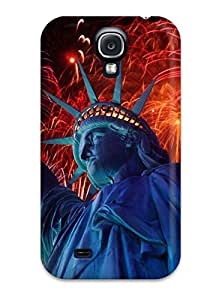 For Galaxy S4 Premium Tpu Case Cover America The Beautiful Protective Case 9050522K18880673
