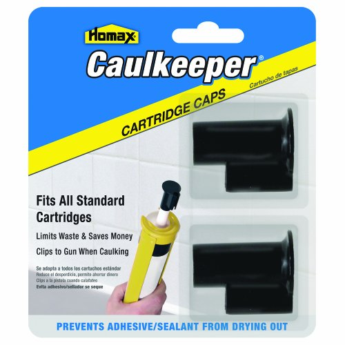 Caulk Saver (Homax 34065 Caulk Keeper Tips,)