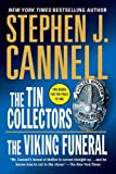 Front cover for the book The Viking Funeral by Stephen J. Cannell
