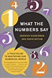 What the Numbers Say, Derrick Niederman and David Boyum, 0767909984