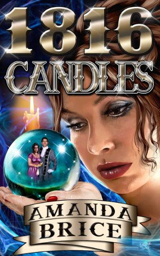 book cover of 1816 Candles