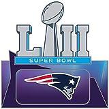 Super Bowl LII (52) New England Patriots Pin