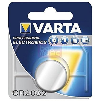 Amazon Com Volvo 99 12 Remote Key Battery Oem Varta Automotive