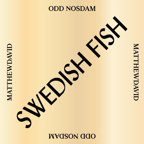 Swedish fish odd nosdam matthewdavid mp3 for Swedish fish amazon