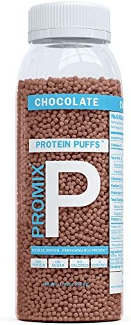 PROMIX Whey Protein Puffs Supplement