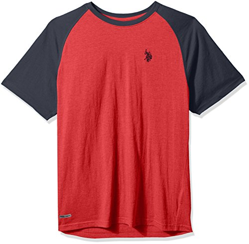 U.S. Polo Assn. Mens Performance Active T-Shirt