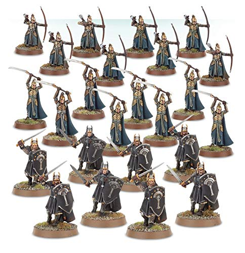 Middle Earth SBG: Warriors of The Last Alliance