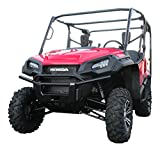MudBusters HDPE fender extensions for Honda Pioneer 1000-5