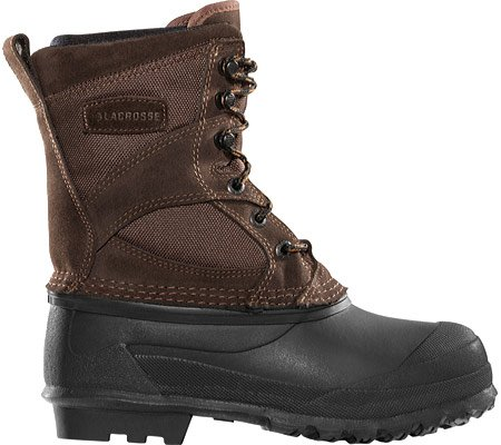 Lacrosse Youth 7 inch Pine Top Pac Boots, BROWN, 6 by Lacrosse