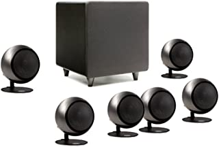 product image for Orb Audio Mini 5.1 Plus - Hand Polished Steel