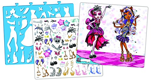 Fashion Angels Monster High Design Portfolio]()