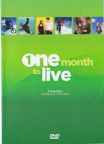 one month to live dvds