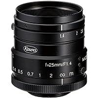 Kowa LM25HC-SW 1 25mm F1.4 Manual Iris C-Mount Lens, Megapixel, SWIR Type