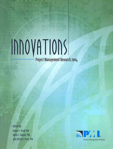 Download Innovations: Project Management Research 2004 pdf epub