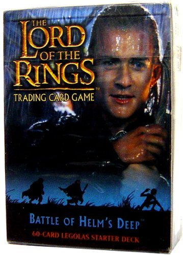 lord of the rings trading card game starter rules - 1